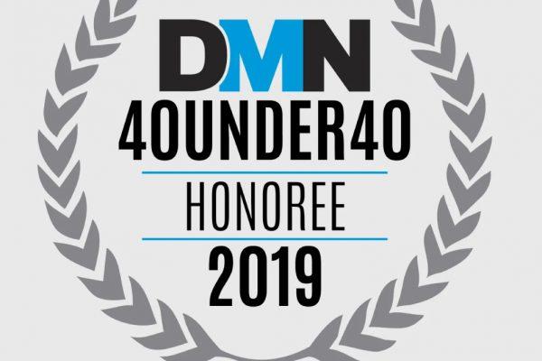 Clint Tasset DMN 40Under40 Honoree