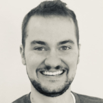 Christopher Wilson, Adswerve Jr. Data Engineer